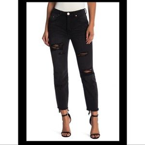 One Teaspoon NWT Awesome Baggies High Waist Jeans